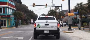 Advanced Termite + Pest Control on Center Street, Folly Beach